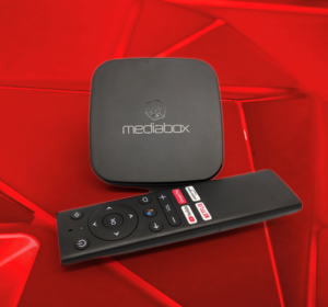 NOW AVAILABLE MBX4K 'Maverick' Netflix & Android TV™ 9 Certified
